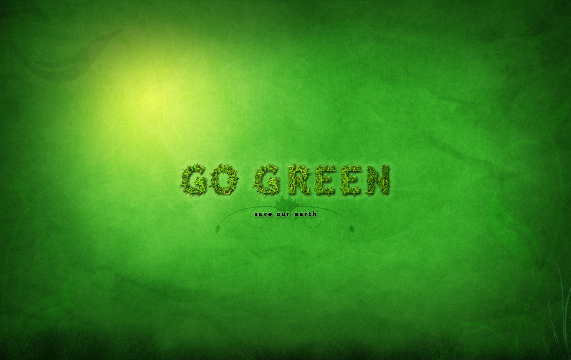 5 easy steps to Go Green | Natural Mantra