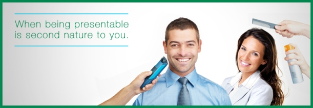 grooming and style tips web banner