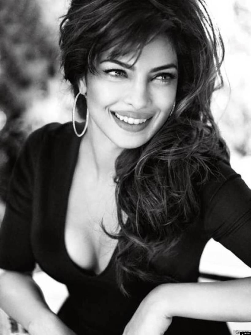 Priyanka Chopra for GUESS