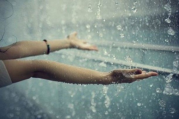 rain fall nm