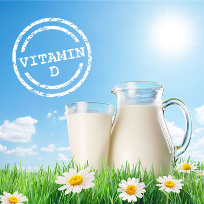Natural Vitamin D sources