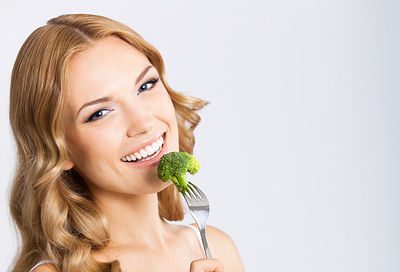 Broccoli benefits your skin