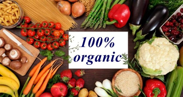 #Organic vegetables