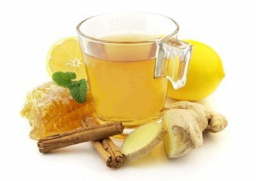 #Ginger #Honey #Lemon
