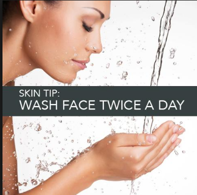 washing face2