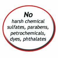 no-harsh-chemicals