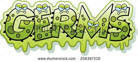 stock-vector-a-cartoon-illustration-of-the-text-germs-with-a-slimy-germ-theme-258387218