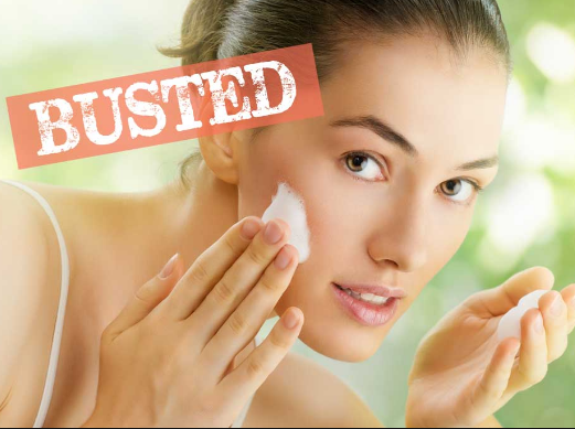 Skincare Myths You Believed That Are Totally Busted