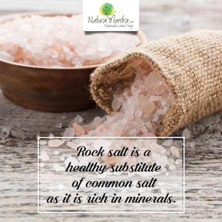 Organic Tattva Natural Rock Salt